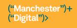 Manchester Digital: General Sponsor