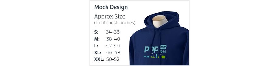 PHPNW14 Hoodie design
